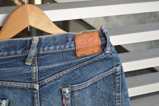 DENIME XX type よく出てくるジーンズはこのジーンズ