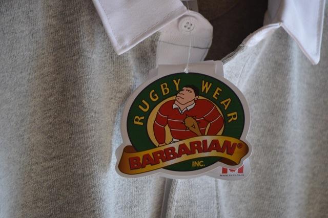 バーバリアン ラガーシャツ09