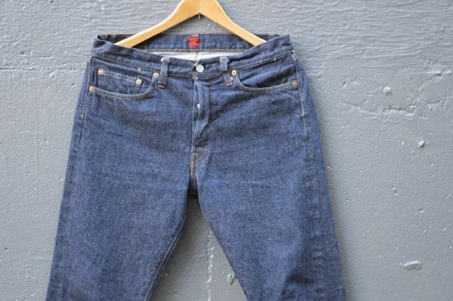 2度目の洗濯と5ヶ月目を迎えたRESOLUTE 710の色落ち