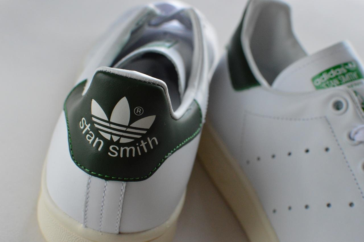 スタンスミス 緑3