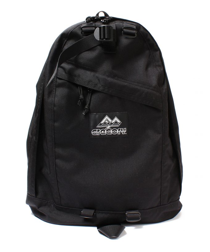 GREGORY×BEAMS PLUS / 別注 DAY PACK(BLACK)
